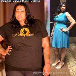 Octavia lost 62 pounds