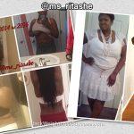 Sherita lost 93 pounds