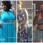 Ondeyia lost 52 pounds