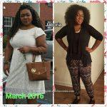 Jaboria lost 41 pounds