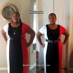 Roshanda lost 52 pounds