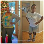 Sharice lost 112 pounds