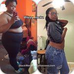 Elizabeth lost over 150 pounds