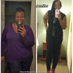 Jennifer lost 60 pounds