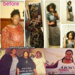 Jessica lost over 125 pounds