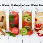 infused detox water recipes