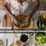 black foodies on Instagram