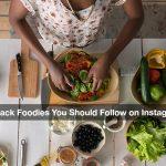 black foodies on Instagram