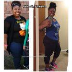 Mignon lost 100 pounds