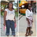 Ruth lost 44 pounds
