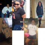 Millicent lost 74 pounds