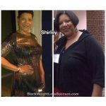 Update: Shirley lost over 70 pounds and kept it off
