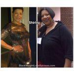 Shirley weight loss
