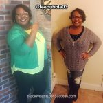 Tiffany lost 55 pounds