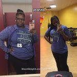 Jeanita weight loss