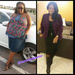 Maxine lost more than 100 pounds