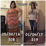 Tierra weight loss