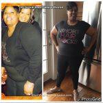 Trina lost 23 pounds