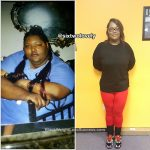 Yolanda lost 163 pounds