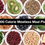 meatless meal plan