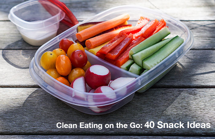 Clean Eating on the Go: 40 Snack Ideas | Black Weight Loss ...