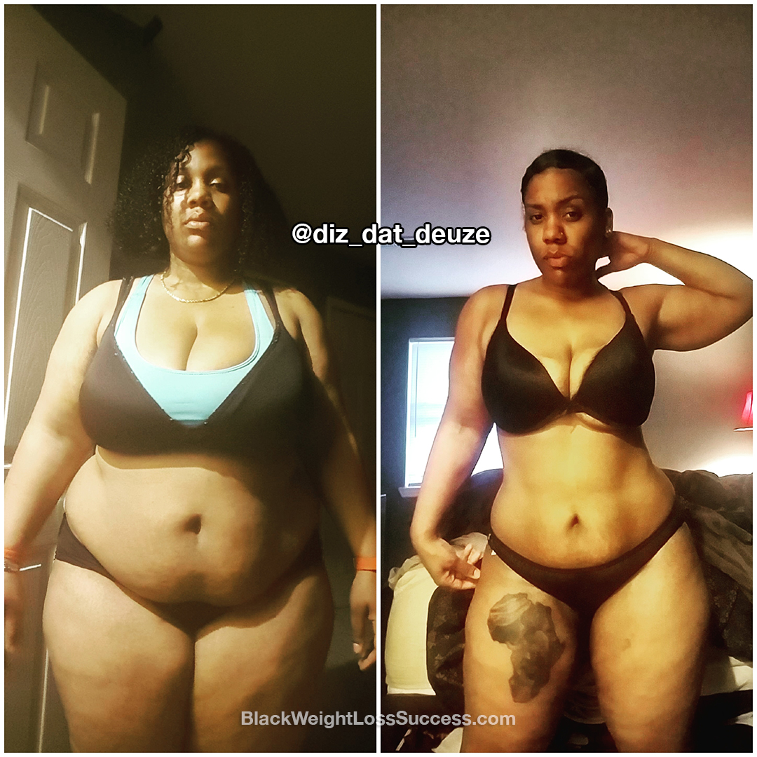 black women weight loss tumblr blog