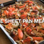 sheet pan recipes