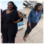 Busola lost 82 pounds