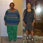 Dorothy lost 148 pounds
