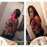 Fabiola weight loss story
