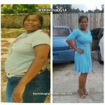 LaTisha lost 68 pounds