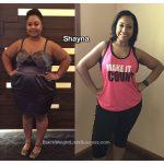 Shayna weight loss story