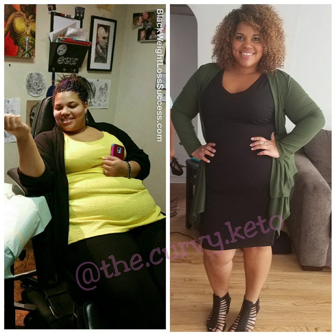 Taryn lost 38 pounds | Black Weight Loss Success