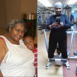 dorothy lost 109 pounds