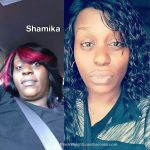 Shamika lost 83 pounds