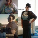 Deborah lost 86 pounds