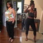 Jasma lost 41 pounds