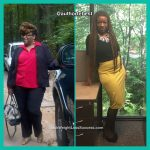 Tammie lost 163 pounds