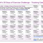 30 Day Exercise Challenge and DietBet