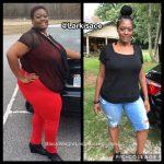 Candace lost 167 pounds
