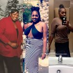 Candice lost 44 pounds