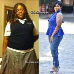 Dazhai lost 57 pounds