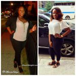 Mercii lost 85 pounds