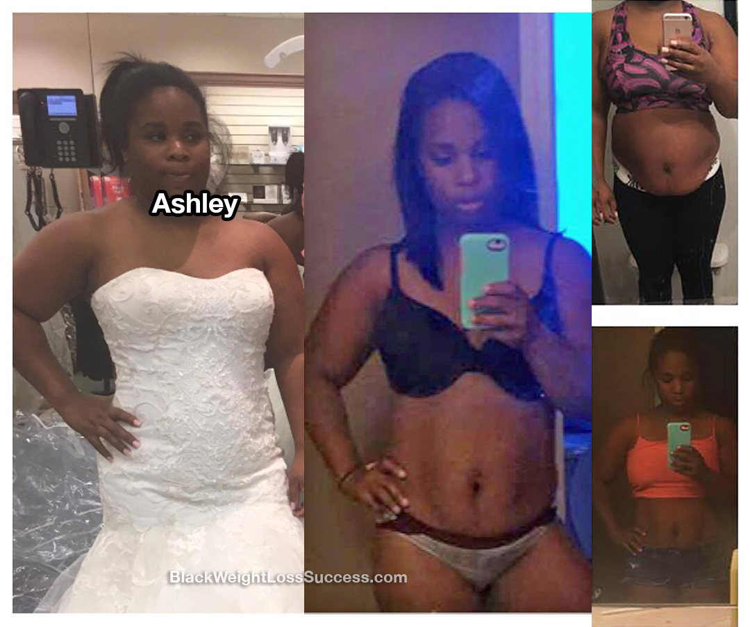 ashley before and after