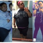 Brittnie lost 119 pounds