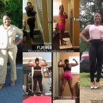Tonda lost 74 pounds