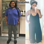 Brittney lost 86 pounds