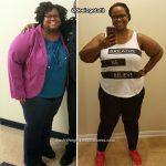 Delorean lost more than 80 pounds