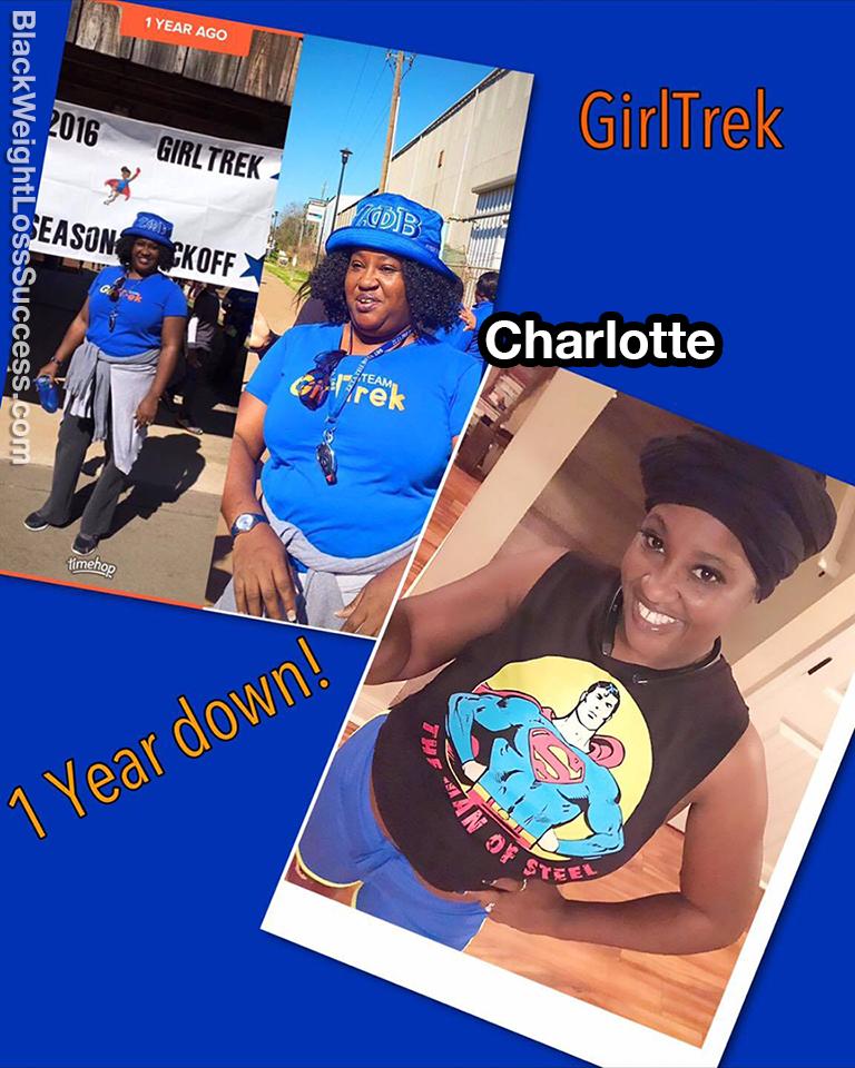 charlotte girl trek