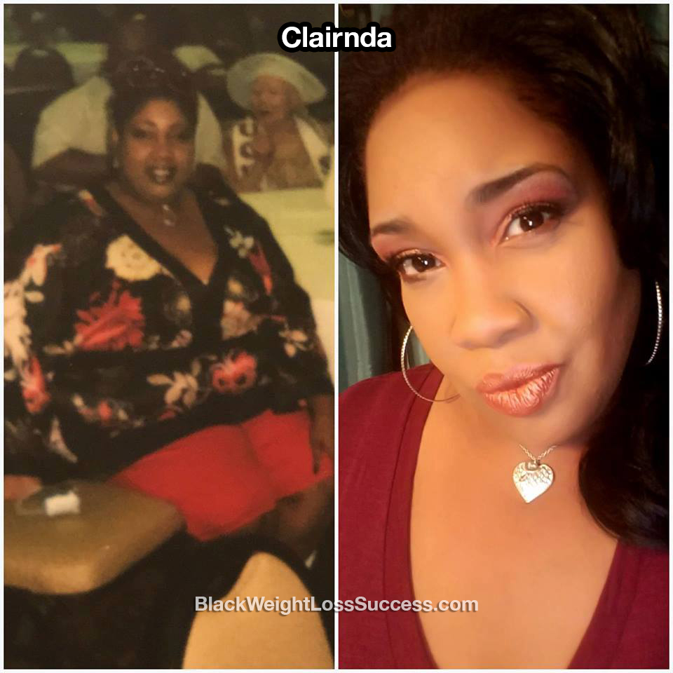 clarinda before and after